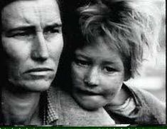 Use: Of Mice and Men, Grapes of Wrath Video: Dorothea Lang's Famed Photo of a California Migrant Mother  #ClipsforLiterature