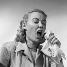 Cough or Sneeze Into Your Elbow This year's flu season is brutal—make sure you're doing what you can to avoid spreading germs. Weird Things To Say, Good Things, 1950s Women, Bodily Functions, Good Manners, I Love Winter, World Problems, Flu Season, What Is Tumblr
