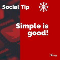 Try not to get to complicated when posting, keep things simple and easy to understand. Good ideas normally come from simple things. 👍🏻