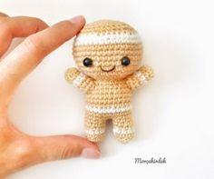 Amigurumi bukleli bebek – 10marifet.org