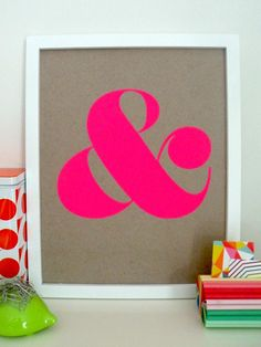 Add personality to your dorm room with trendy artwork.>> www.hgtv.com/decorating-basics/dorm-room-design-18-stylish-and-functional-college-spaces/pictures/page-7.html?soc=pinterest