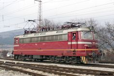 Bulgaria - BDŽ Cargo 42.1 184.2 / Dragoman — Trainspo