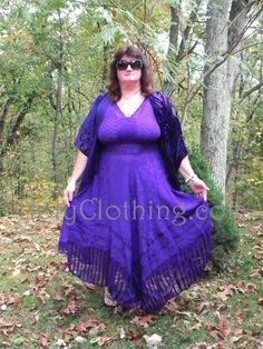 Vanessa looking cool in her NORMA JEAN dress