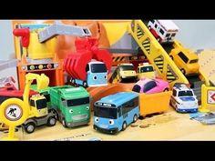 Carros de Carreras para Niños - Autos en Colores Primarios - YouTube