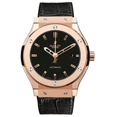 Hublot Official Website - Discover all watches from the elegant Classic Fusion collection. Find a boutique and prices of your favourite timepiece. Hublot Classic Fusion, Audemars Piguet, Patek Philippe, Cool Watches, Watches For Men, Rolex, Hublot Watches, Men's Watches, Men Watches