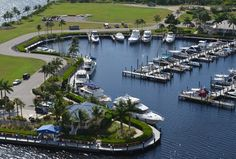Take in the breathtaking canals in Cape Coral