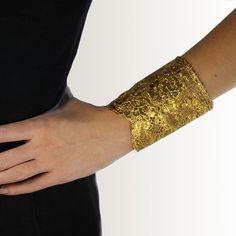 eu.Fab.com | Mauresette Cuff Bracelet Gold