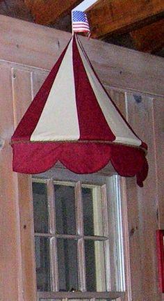 Circus theme room