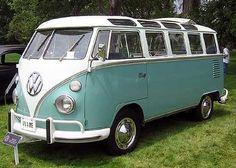 """1962 """"23 Window"""" VW Bus"""
