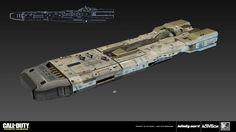 ArtStation - Call of Duty: Infinite Warfare, Simon Ko