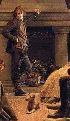 Jamie at Lallybroch | Outlander S1b on Starz | Costume Designer TERRY DRESBACH