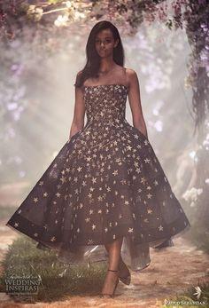 Paolo Sebastian Spring 2018 Couture Wedding Dresses #bridalgown