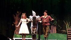 El mago de Oz, de Cía La Maquineta, en Teatro Nuevo Apolo