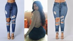 http://www.revelist.com/body-positive/fashion-nova-review/6342/Next, we tried a pair of Fashion Nova's jeans — which come Kylie Jenner-approved./8/#/8
