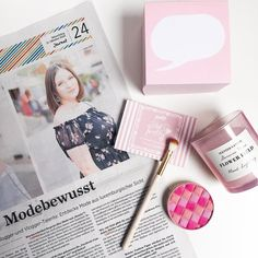 As a blogger I'm used to seeing my face on a computer screen but this still feels unreal to me Thanks for the lovely feature #LëtzebuergerJournal  #blogger_LU