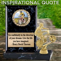 Keep Calm and Pedal On! #cycling #inspirationalquotes #BMX http://www.crownawards.com/StoreFront/PLINTR66.ALL.Plaques.Stadium_Insert_Plaque.prod