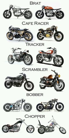 "motomood: ""You probably saw it, but it& worth repeating custom motorcycles . - cafe racer- motomood: ""You& probably seen it, but it& worth repeating custom motorcycles … – cafe racer – # looked - Motorcycle Types, Bobber Motorcycle, Bobber Chopper, Moto Bike, Brat Bike, Tracker Motorcycle, Harley Bobber, Motorcycle Hair, Bobber Bikes"