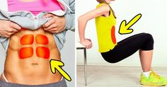 5Ways toGet Perfect Abs With Just aChair