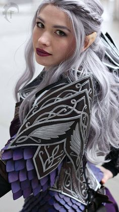 The word cosplay is a Japanese contraction for the term costume play. Magnificent Putting Together Your Cosplay Costume Ideas. Cosplay Elf, Elf Costume, Cosplay Armor, Cosplay Anime, Cosplay Dress, Cool Costumes, Cosplay Girls, Cosplay Costumes, Pirate Costumes