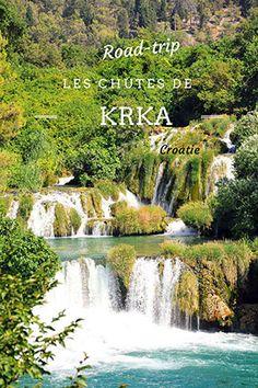 Road-trip en Croatie: Les chutes de Krka