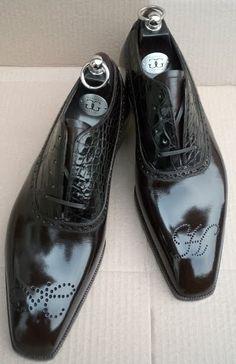 Gaziano & Girling: Initial Bespoke Soles another stylish shoe