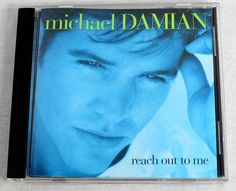 Michael Damian 1983 Reach Out To Me Promo Maxi Single CD Pop Music RARE MT/NM #Pop1990s