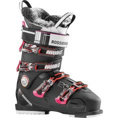Rossignol Pure Elite 120 Ski Boot - Women's Black