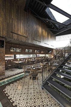 #modern #restaurant #design