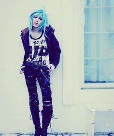 Hair, Visual Kei, J-Rock, punk rock, Harajuku, japan fashion