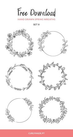 Embroidery Patterns Spotlight whenever Embroidery Stitches Basic till Embroidery Hoop Elbesee case Embroidery Houston below Embroidery Designs Nairn Drawing Hands, Free Hand Drawing, Wreath Drawing, Banner Drawing, Embroidery Art, Embroidery Designs Free, Beginner Embroidery, Machine Embroidery, Wedding Embroidery