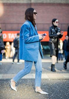 9 Editor-Approved Work Outfit Formulas Inspired by Fashion Week via @MyDomaine
