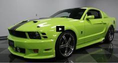 Check out this Twisted 2006 Mustang GT show car built by the Wheelz-N-More shop for SEMA.