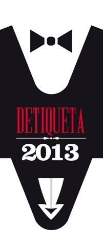 Cartel Detiqueta 2013