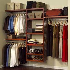 Small Walk In Closets Design   Closet organizers, closets organizers, closet organizer, closet ...