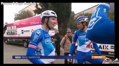 Etoile de Besseges 2017 - Etape 1 - Arnaud démarre bien !