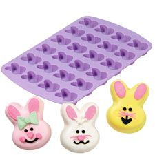 Products: 24 Cavity Bunny Silicone Mold