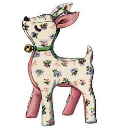 1404 Vintage Stuffed Toy PATTERN PDF instant by BlondiesSpot, $3.99