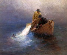 Walter Lofthouse Dean - On the Deep Sea