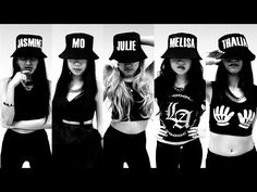[EAST2WEST] 4MINUTE - 미쳐(Crazy) Dance Cover - YouTube