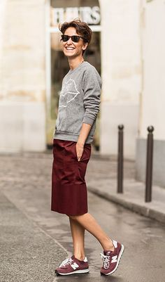 new balance leather 574 Paris