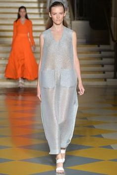 Emilia Wickstead Spring 2015 Ready-to-Wear Fashion Show: Complete Collection - Style.com
