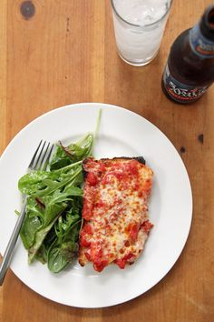 Pin for Later: 20 Basic (but Elevated) Weekday Recipes to Help You Feel More Like an Adult Chicken Parmesan Subs When a comfort food craving strikes, rely on chicken parmesan subs, which are like little mini pizzas.