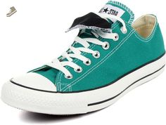 Converse - Chuck Taylor Double Tongue Lo Top Parasailing Shoes, Size: 11 D(M) US Mens / 13 B(M) US Womens, Color: Parasailing - Converse chucks for women (*Amazon Partner-Link)