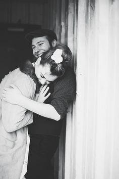 A Love Affair - Black & White Couple...<3