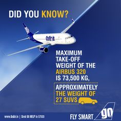 Here is a lesser known fact about the Airbus320. #GoFacts