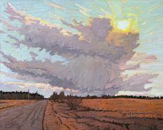 Ken Faulks - Visual Artist - Canadian Plein Air Painter