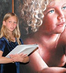 Trusted Source of Jesus Prince of Peace Gifts & Inspiational Art Akiane Kramarik Paintings, Heaven Is Real, Jesus Art, Painter Artist, Artists For Kids, People Of Interest, Unusual Art, Jesus Pictures, Pop Surrealism