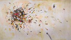 16. Drifter In Soho _ 72in x 144in