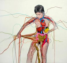 Comics: Ana Teresa Barboza: embroidery and bodily functions