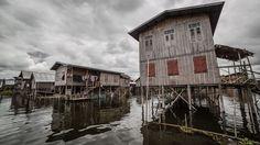 Nam Pan Village – Inle Lake – Myanmar by David Gallo